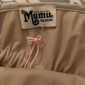 Show Me Your MuMu Dresses - Rebecca Ruffle Maxi Dress